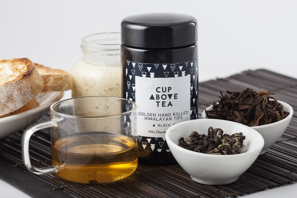TEA: THE PERFECT PARTNER FOR FINE PRODUCE By Allison Dillon