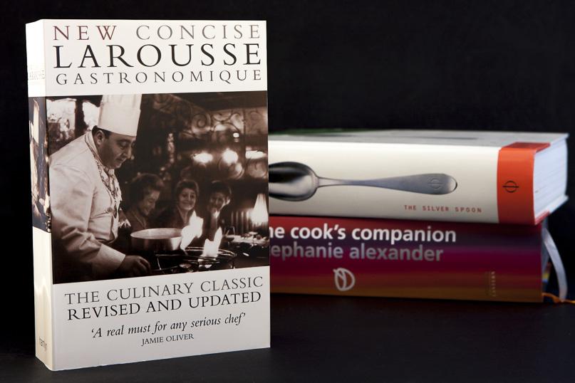The Larousse Gastronomique