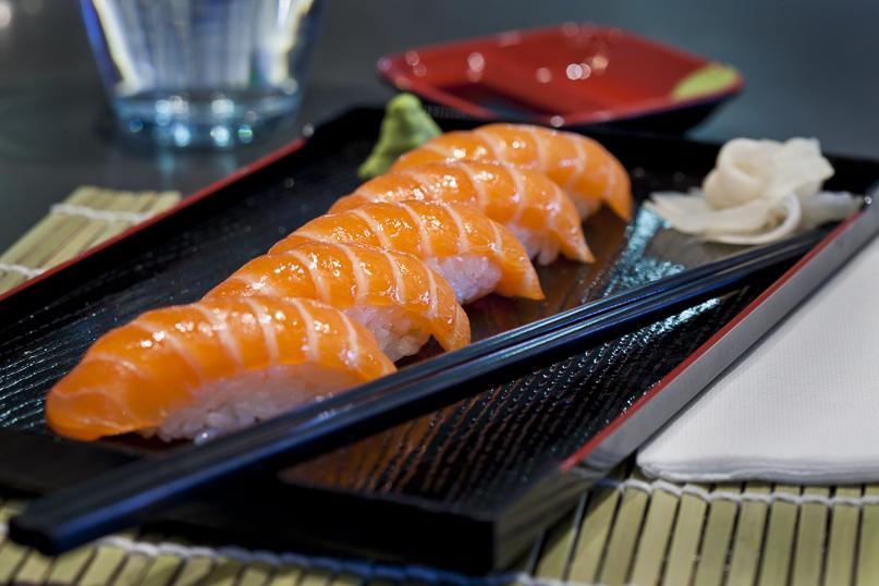 Australia, you're doing it wrong…Sushi