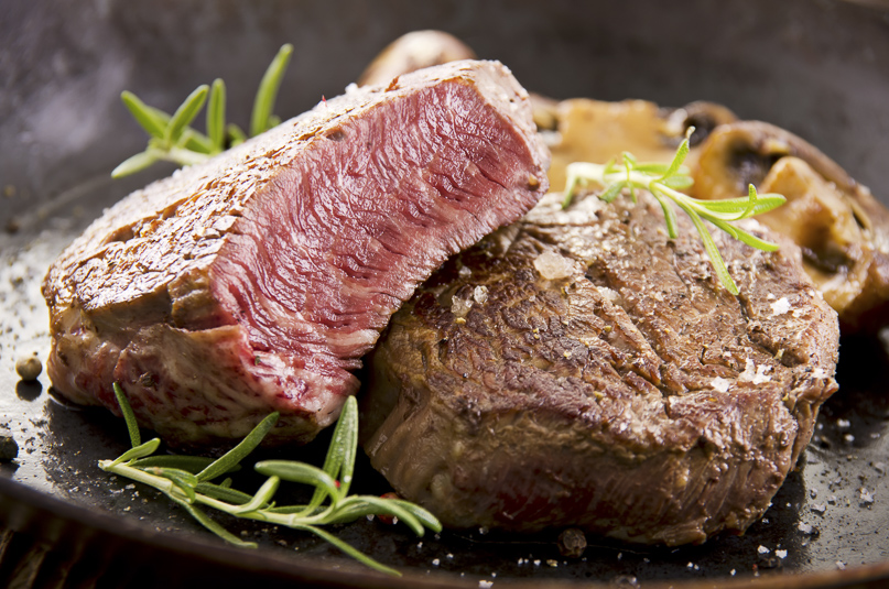 How to Pan Fry A Steak
